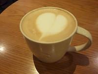 koffie bij Starbucks