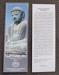 kaartje kopen voor de Big Buddha
