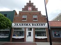 De bakkerij Jaarsma