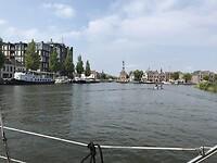 Achteruitzicht Alkmaar