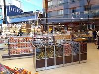 Chocolade supermarkt