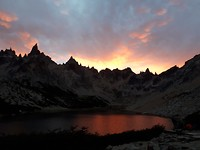 Sunset in Toncek