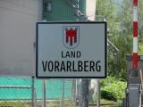 De grens met Oosterijk