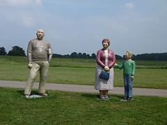 Sculpturen in Wesel