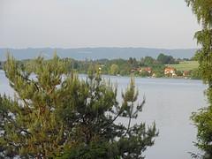 Stuwmeer bij Cheb