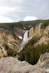 50. Yellowstone River - Upper Falls