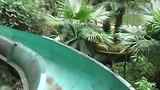 Waterglijbaan zonder water
