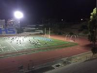 Reunited with the track @ Balboa Stadium