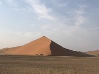 Sossusvlei rode duinen