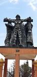 Standbeeld mijnwerkers