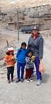 Nancy met de kids