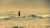 Surfen Raglan