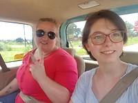 Op de terugweg van Mzuzu naar Jenda