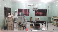 Operating theatre especially for c-sections