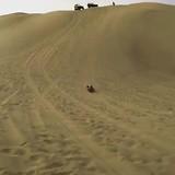 Sandboarden - Nathalie