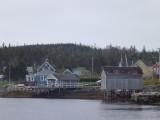 Huisjes aan de kust