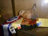 Buurman Larry had eerste prijs met houtsnijwerk