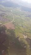 Lappendeken boven Engeland