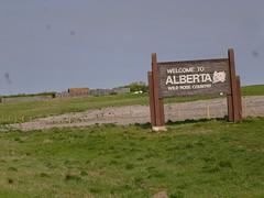Welkom in Alberta