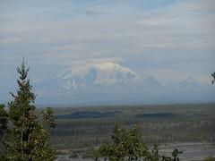 Uitzicht op Drum Mountain