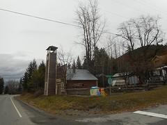 Oud brandweerstation