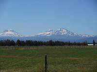 Uitzicht op Cascade Range