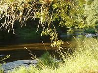 Ons plekje bij de rivier
