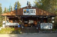 Jed's store aan Jan Lake