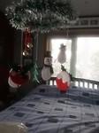 Kerst sfeer op slaapkamer