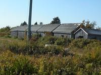 Oude vissershuisjes