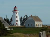 Panmure lighthouse