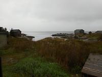 Verlaten vissershuisje