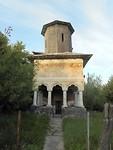 Kerkje van de voorkant