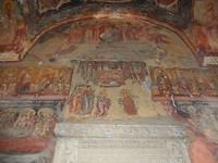 Fresco's in kerkje