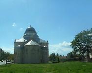 Kerkje onderweg naar  Rapovce