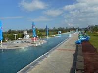 Zwembaden en een apart Wellness center