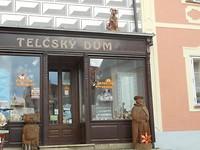 Veel souvenir winkeltjes