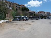 Plaatsje in de haven van Pilos