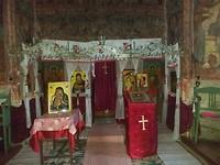 Interieur kerkje