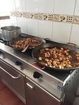 Paella voor de verandering. 😄