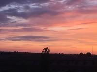 gezamenlijk kijken naar de zonsondergang