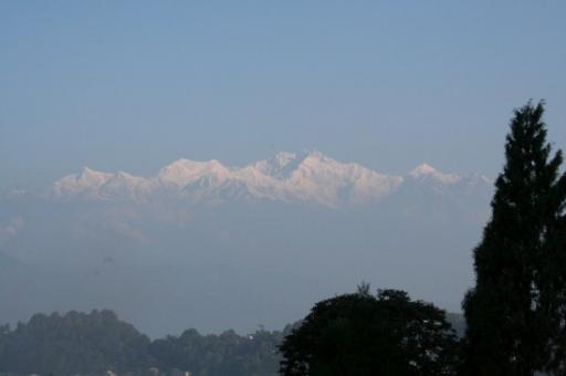 Kanchenjunga (8598 meter)