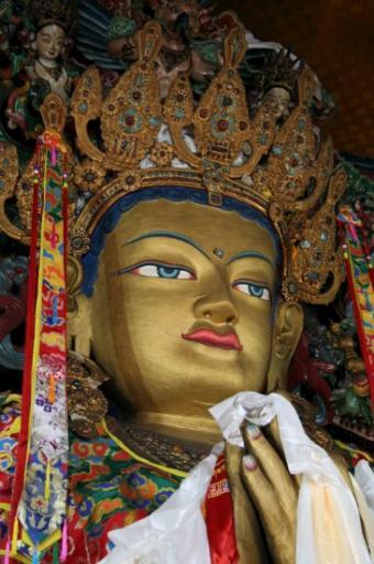 Yiga Choling Gompa Darjeeling
