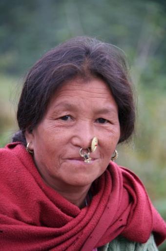 Hindu vrouw