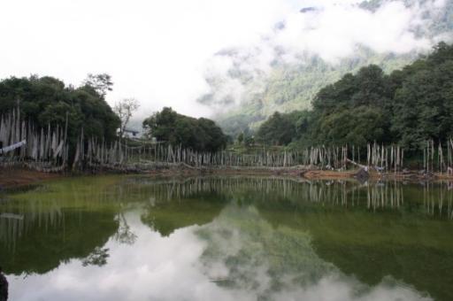 Kathok Lake Yuksom