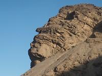 De kop van de Inca