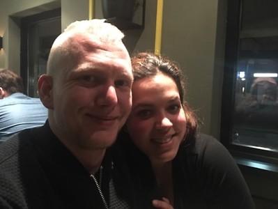 Nathalie en Nick