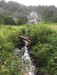 En nog een watervalletje