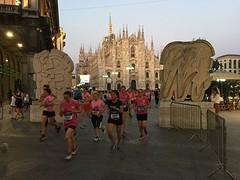 Beauty Run in Milaan