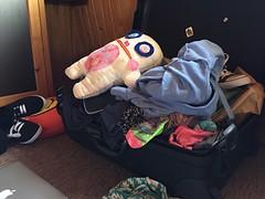 Koffers weer pakken